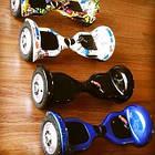 """Гироскутер Внедорожник Allroad 10"""" гироплатформа Smart Way (смартвей, мини сигвей, фиолетовый хип-хоп), фото 8"""