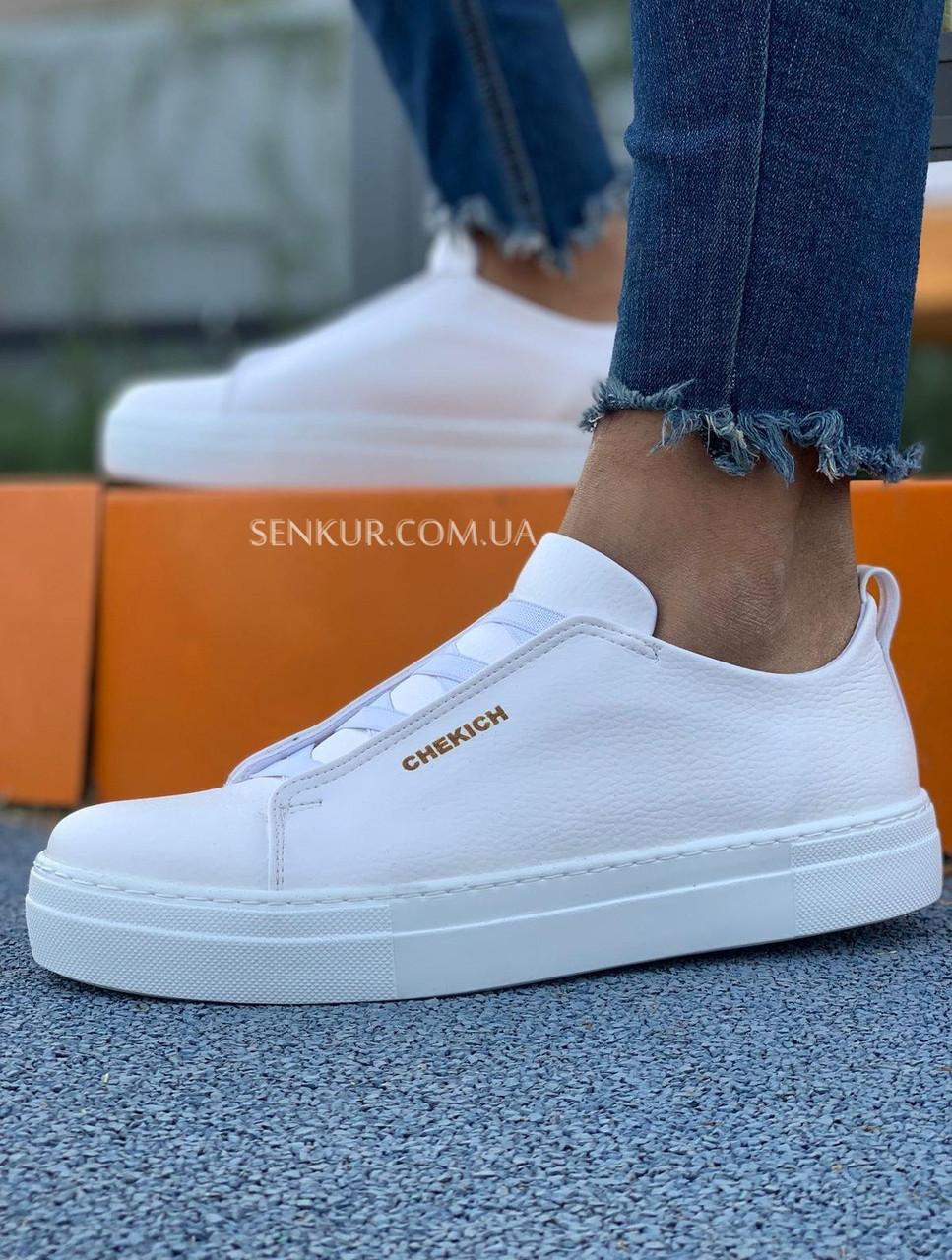 Чоловічі кросівки Chekich CH013 White