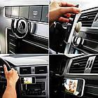 Универсальный держатель-подставка для телефона PopSockets (Ноу-хау крепление на крышку смартфонаПопСокетс) С8, фото 8