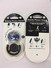 Универсальный держатель-подставка для телефона PopSockets (Ноу-хау крепление на крышку смартфонаПопСокетс)М36, фото 6