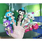 Интерактивная игрушка обезьянка Fingerlings Baby Monkey (Фингерлингс Бейби Манки) София, фото 3