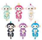 Интерактивная игрушка обезьянка Fingerlings Baby Monkey (Фингерлингс Бейби Манки) София, фото 4