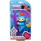 Интерактивная игрушка обезьянка Fingerlings Baby Monkey (Фингерлингс Бейби Манки) София, фото 8