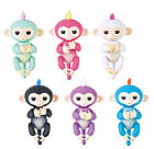 Интерактивная игрушка обезьянка Fingerlings Baby Monkey (Фингерлингс Бейби Манки) Мия, фото 5