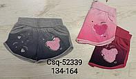 Трикотажные шорты для девочек Seagull, 134-164 рр. Артикул: CSQ52339