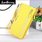 Женский кошелек Baellerry Elegance Желтый, фото 2