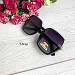 Стильные черные солнцезащитные очки линза polarized, фото 8