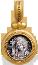 Иконка «Святая Равнапостольная Царица Елена»