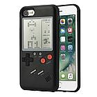 Чехол панель TETRIS CASE LAUDTEC WANLE для смартфонов iPhone 6/6S с игрой Тетрис Черный, фото 4