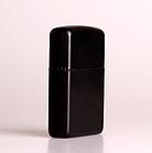 Электроимпульсная зажигалка SUNROZ, Портативная электронная аккумуляторная USB зажигалка, Черная, фото 2