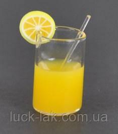 Лимонад, посуда для куклы