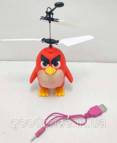 Летающая игрушка Angry Birds RED