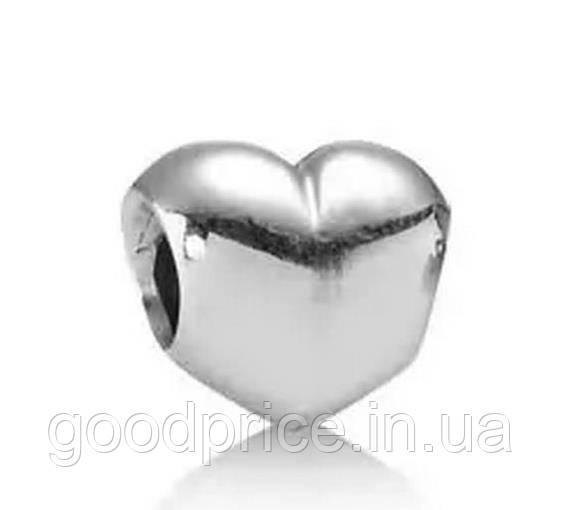 "Шарм бусина Pandora (Пандора) ""Сердце королевы"""