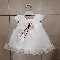 Платье нарядное детское для девочки 110130