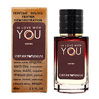 Emporio Armani In Love With You TESTER LUX, женский, 60 мл