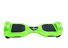 Гироскутер с 6,5 дюймовыми колесами Smart Way U3 (зеленый), фото 3