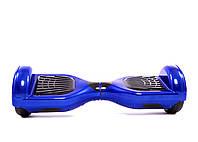 Гироскутер с 6,5 дюймовыми колесами Smart Way U3 (синий), фото 1
