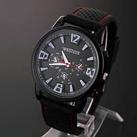 Часы мужские наручные Pilot AVIATOR black-black