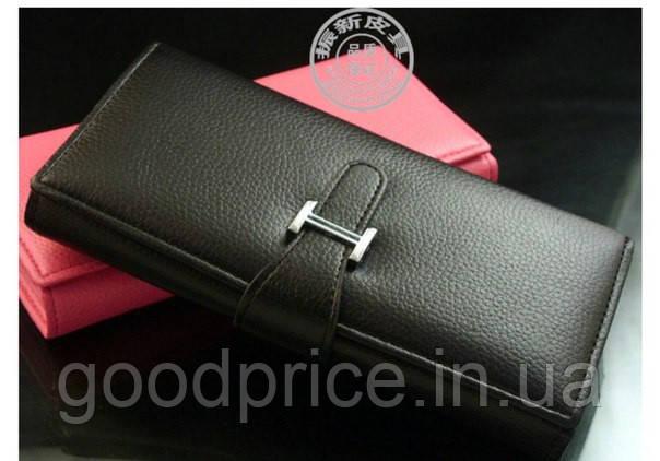 Женский элегантный клатч портмоне  Baellerry Italia (черный)