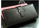 Женский элегантный клатч портмоне  Baellerry Italia (черный), фото 2