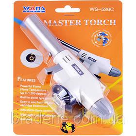 Автоматичний газовий пальник WANS-526