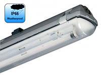 Герметичный промышленный светильник Bioledex DOLTA-1 для LED труб 60см