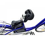 "Электровелосипед дорожный 26"" 350W+PAS Li-ion, фото 2"