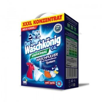 Пральний порошок Waschkonig Universal, 7.5кг