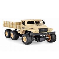 Машина р/у, аккум, грузовик,31см, свет,рез.колеса, USBзар, в кор. 34,5*17,5*16см  (9шт) (Q68)