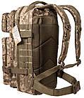 Тактический военный рюкзак Hinterhölt Jäger (Хинтерхёльт Ягер) 40 л Камуфляж, фото 4