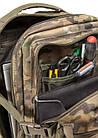 Тактический военный рюкзак Hinterhölt Jäger (Хинтерхёльт Ягер) 40 л Камуфляж, фото 7