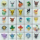 Игрушки Покемоны для покебол - покешаров (фигурки Покемон Pokemon Go) коллекция, фото 3