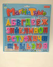 Букви на магнітах, 28см х 28,5 см