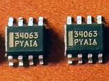 ON MC34063 / 34063A SOP8 - ШИМ DC/DC Step-Up/Step-Down/Inverting, фото 2