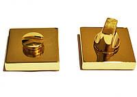 Накладка под WC-фиксатор Linea Cali (на 019 розетке) золото полированное