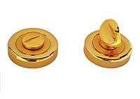Накладка под WC-фиксатор Linea Cali (на 103 розетке) золото/матовое золото