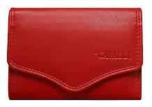 Гаманець жіночий Cavaldi 205-NPC Red