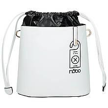 Сумка жіноча NOBO NBAG-I5160-C000 Білий