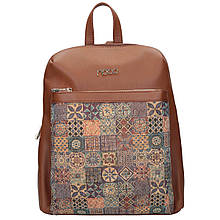 Рюкзак жіночий NOBO Коричневий (NBAG-I2850-C017)