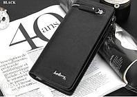 Мужской клатч портмоне  Baellerry Italia (черный), фото 1