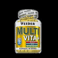 Витамины Weider MULTI VITA+ 90 Capsules