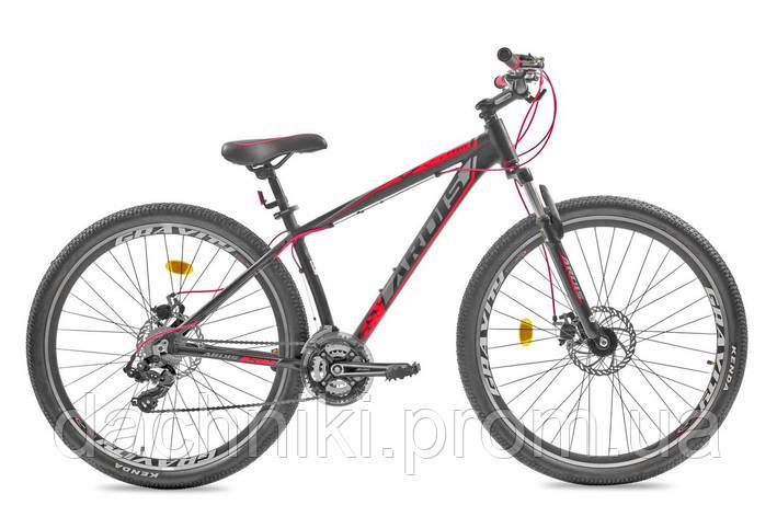"""Велосипед ARDIS BRAVE 29"""" Черный/Красный (0181), фото 2"""