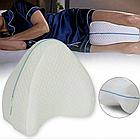 ОПТ Подушка ортопедична для ніг і колін Contour Legacy Leg Pillow анатомічна з ефектом пам'яті, фото 4