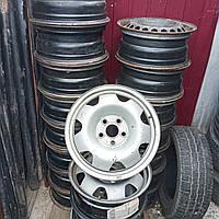 Диск колесный стальной радиус R 16 на Volkswagen T5 (Transporter) Фольксваген Т5 2003-2010