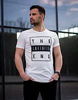 Футболка мужская Infinite.Базовая футболка для мужчин. Летняя футболка , фото 1