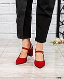 Элитная коллекция! Шикарные босоножки на каблуке летние туфли, фото 3