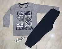 Піжама для хлопчика зі штанами, фото 1