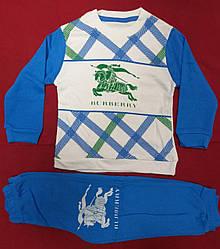 Дитячий костюм-двійка BURBERRY