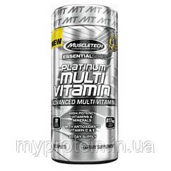 MuscleTech Витамины и минералы Platinum Multi Vitamin (90 caplets)