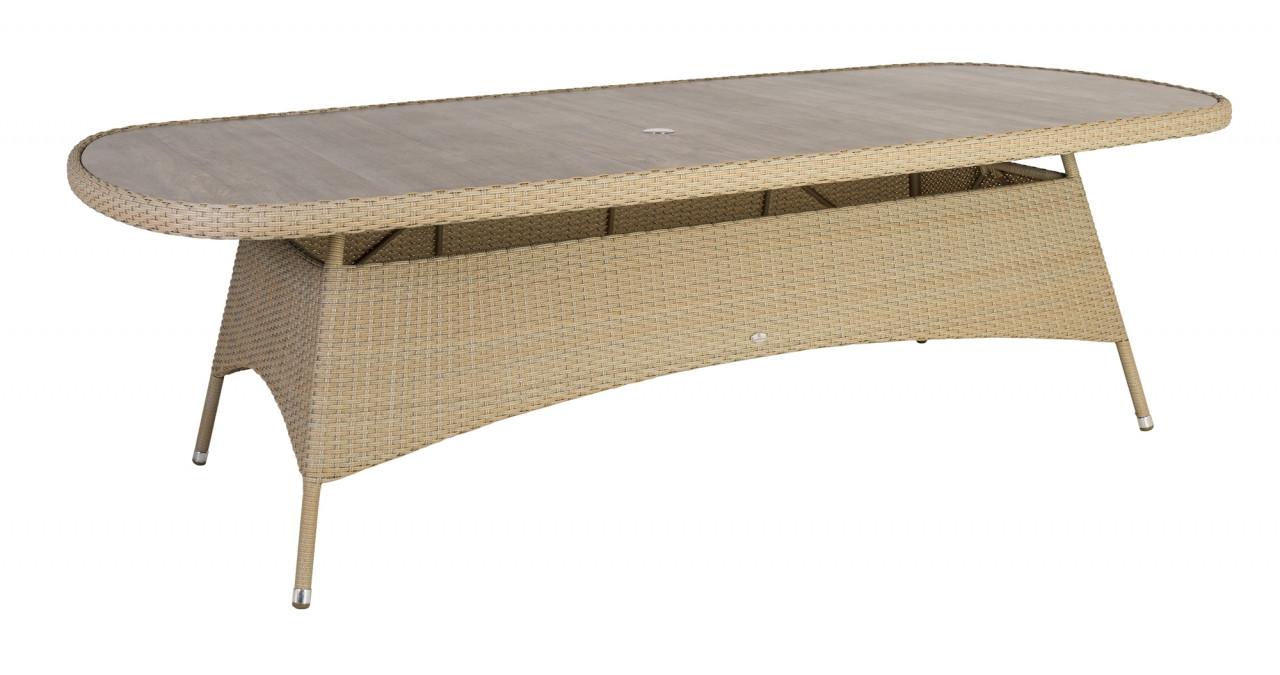 Овальный стол Ричмонд 2,5 х 1,1 м